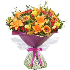Golden Glory Bouquet