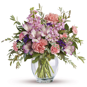 Pretty Pastel Bouquet - As shown